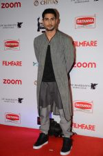 Prateik babbar at Filmfare Nominations red carpet on 9th Jan 2016