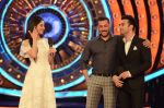 Pulkit Samrat, Divya Khosla Kumar promote Sanam Re on Big Boss on 10th Jan 2016