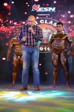 Puneet Issar at fitness expo on 10th Jan 2016