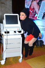 Rakhi Sawant at the launch of ultherapy on 10th Jan 2016