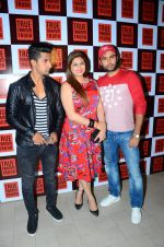 Ravi Dubey, vahbbiz dorabjee, Vivian Dsena at Mohit Mallik_s bday bash on 10th Jan 2016 (82)_5693bc58b7909.JPG