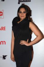 Richa Chadda at Filmfare Nominations red carpet on 9th Jan 2016