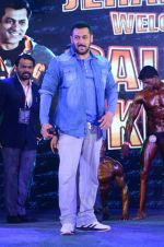 Salman Khan at fitness expo on 10th Jan 2016