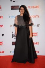 Sanah Kapoor at Filmfare Nominations red carpet on 9th Jan 2016