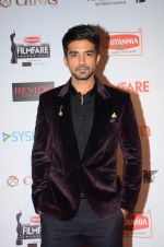 Saqib Saleem  at Filmfare Nominations red carpet on 9th Jan 2016