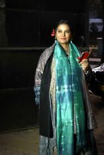 Shabana Azmi at Chalk n Duster screening in Delhi  on 10th Jan 2016