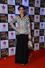 Sonali Bendre at Star Screen Awards Red Carpet on 8th Jan 2016