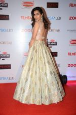 Sophie Chaudhary at Filmfare Nominations red carpet on 9th Jan 2016