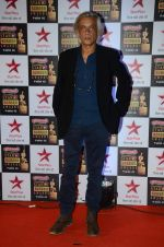 Sudhir Mishra at Star Screen Awards Red Carpet on 8th Jan 2016