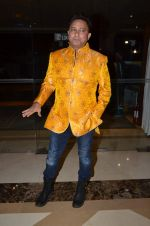 Sukhwinder Singh at Natsamrat bash on 10th Jan 2016