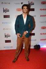 Sushant Singh Rajput at Filmfare Nominations red carpet on 9th Jan 2016