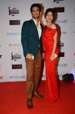 Sushant Singh Rajput, Ankita Lokhande at Filmfare Nominations red carpet on 9th Jan 2016 (31)_569399bd9b6e4.JPG