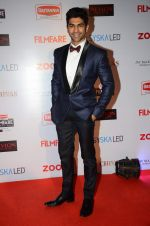 Taaha Shah at Filmfare Nominations red carpet on 9th Jan 2016