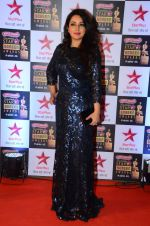 Tisca Chopra at Star Screen Awards Red Carpet on 8th Jan 2016 (253)_569360f8793ab.JPG