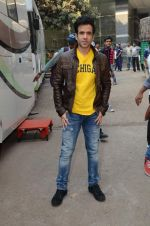 Tusshar Kapoor promote Kya Kool Hain Hum 3 on the sets of Naagin on 10th Jan 2016