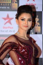 Urvashi Rautela at Star Screen Awards Red Carpet on 8th Jan 2016 (233)_5693610fc8694.JPG