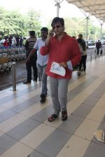 Vivek Oberoi snapped at airport on 10th Jan 2016