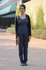 Ritika Singh at Saala Khadoos film launch on 11th Jan 2016