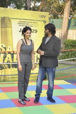 Ritika Singh, R Madhavan at Saala Khadoos film launch on 11th Jan 2016