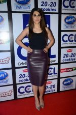 Taapsee Pannu at CCL 6 launch in Mumbai on 11th Jan 2016