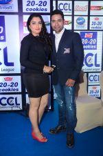 at CCL 6 launch in Mumbai on 11th Jan 2016