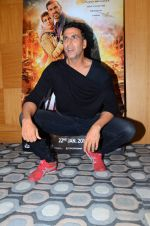 Akshay Kumar promote Airlift on 12th Jan 2016