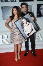 Alia Bhatt at Dabboo Ratnani calendar launch in Mumbai on 12th Jan 2016