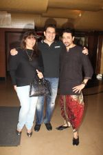 Archana Puran Singh, Parmeet Sethi, Mantra at the Special Screening of Rebellious Flower on 13th Jan 2016 (12)_569659e1529b7.jpg