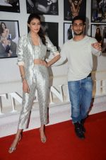 Athiya Shetty, Prateik Babbar at Dabboo Ratnani calendar launch in Mumbai on 12th Jan 2016