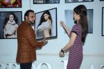 Gulshan Grover, Kriti Sanon at Dabboo Ratnani calendar launch in Mumbai on 12th Jan 2016