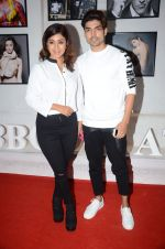 Gurmeet Chaudhary, Debina Bonerjee at Dabboo Ratnani calendar launch in Mumbai on 12th Jan 2016