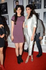 Kriti Sanon, Athiya Shetty at Dabboo Ratnani calendar launch in Mumbai on 12th Jan 2016