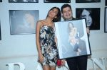 Lisa Haydon at Dabboo Ratnani calendar launch in Mumbai on 12th Jan 2016