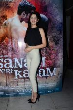 Mawra Hocane at Sanam Tei Kasam promotions on 12th Jan 2016