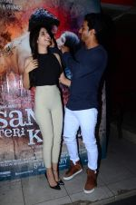 Mawra Hocane, Harshvardhan Rane at Sanam Tei Kasam promotions on 12th Jan 2016 (46)_569613ba9a913.JPG