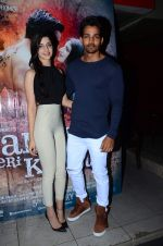 Mawra Hocane, Harshvardhan Rane at Sanam Tei Kasam promotions on 12th Jan 2016 (48)_569613bb6906e.JPG