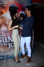 Mawra Hocane, Harshvardhan Rane at Sanam Tei Kasam promotions on 12th Jan 2016 (26)_569613f05ca85.JPG