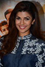 Nimrat Kaur promote Airlift on 12th Jan 2016