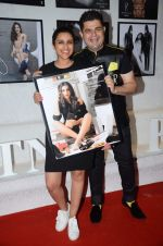 Parineeti Chopra at Dabboo Ratnani calendar launch in Mumbai on 12th Jan 2016