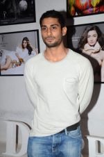 Prateik babbar at Dabboo Ratnani calendar launch in Mumbai on 12th Jan 2016