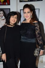 Pria Kataria Puri at Dabboo Ratnani calendar launch in Mumbai on 12th Jan 2016