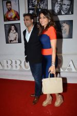 Queenie Dhody at Dabboo Ratnani calendar launch in Mumbai on 12th Jan 2016