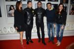 Ronit Roy, Sameer Soni at Dabboo Ratnani calendar launch in Mumbai on 12th Jan 2016