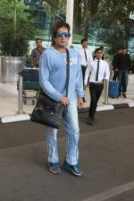 Shakti Kapoor snapped at airport on 12th Jan 2016