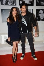 Shraddha Kapoor, Sidharth Malhotra at Dabboo Ratnani calendar launch in Mumbai on 12th Jan 2016