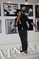 Sidharth Malhotra at Dabboo Ratnani calendar launch in Mumbai on 12th Jan 2016