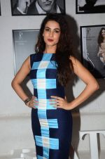 Sonal Chauhan at Dabboo Ratnani calendar launch in Mumbai on 12th Jan 2016