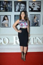 Sunny Leone at Dabboo Ratnani calendar launch in Mumbai on 12th Jan 2016