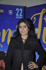 Aniruta Jha at Jugni film promotions on 13th Jan 2016