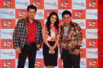 Krishna Gokani, Ali Asgar, Ather Habib at Sab TV launches new show Woh Teri Bhabhi Hai Pagle on 13th Jan 2016